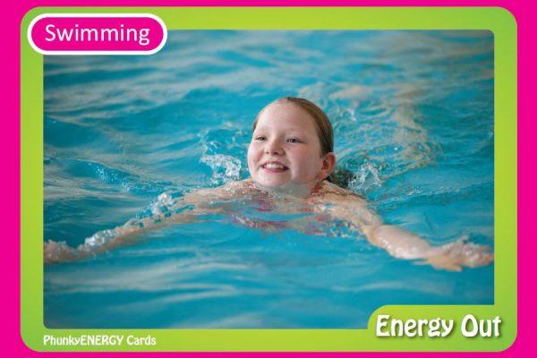 Energy Balance Card